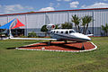 Piper PA-47-2400J Piper Jet N360PJ RSideFront SNF Setup FLAirMuse 15March2014 (14585594472).jpg