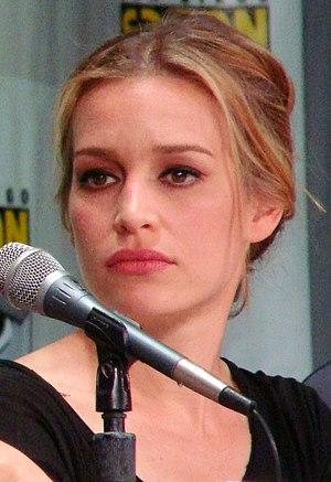 Piper Perabo - Perabo at the 2011 San Diego Comic-Con