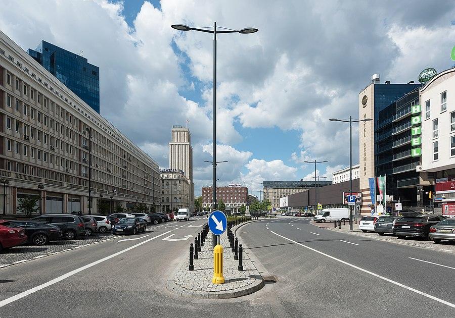 Warsaw Uprising Square