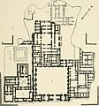 Plan of Palace of Sargon Khosrabad Reconstruction 1905.jpg