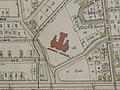Plate 34 - Jamaica (1909 Bromley Atlas of Queens) - Jamaica Normal School (Hillcrest HS).jpg