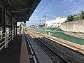 Platform of Kashii-Kaenmae Station 6.jpg