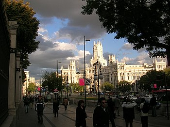 Plaza de Cibeles %28Madrid%29 02