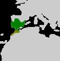 Pleurodeles waltl range Map.png