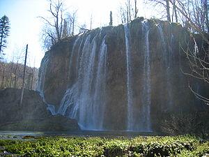 Plitvice Lakes, Galovacki buk