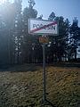Pořešín - konec obce.jpg