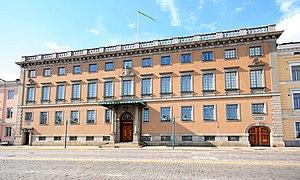 Embassy of Sweden, Helsinki - Image: Pohjoisesplanadi 7