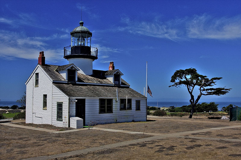 File:Point Pinos Lighthouse CA.jpg