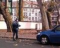 Policier municipal de Strasbourg en fonction.jpg