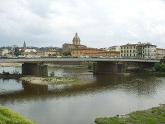 Ponte Amerigo Vespucci - Image: Ponte amerigo vespucci 01