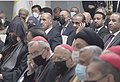 Pope Francis Apostolic Journey to Iraq - Hall of the Presidential Palace in Baghdad - 5 March 2021 03.jpg