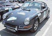 Porsche 912, el hermano de 4 cilindros del 911