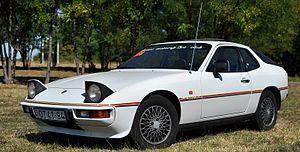 Porsche 924 - Porsche 924 Le Mans (1980 – Limited Edition)