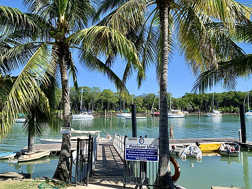 Port Douglas Yacht Club, Queensland, 2020, 04