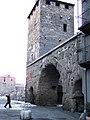 Porta Praetoria e torre - Aosta.jpg