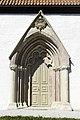 Portal no sur da nave da igrexa de Eksta.jpg