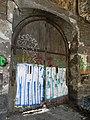 Porte en bois Fort de Loyasse.JPG
