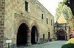 Porteria y Capilla Posa, convento franciscano Huejotzingo (C Garza).jpg