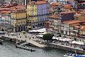 Porto- Praça da Ribeira (14477357618).jpg