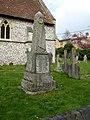 Porton - War Memorial - geograph.org.uk - 782495.jpg