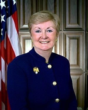 Barbara McNamara - Image: Portrait of Barbara Mc Namara