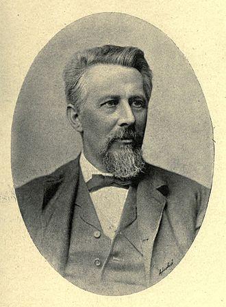 Edward Dowden - Edward Dowden, by Robinson.