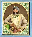 Portrait of Jaswant Singh II of Jodhpur (1873–1896).jpg