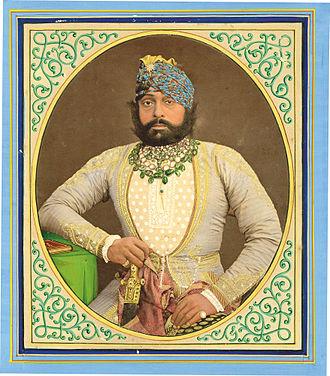 Jaswant Singh II - Jaswant Singh II, Maharaja of Jodhpur