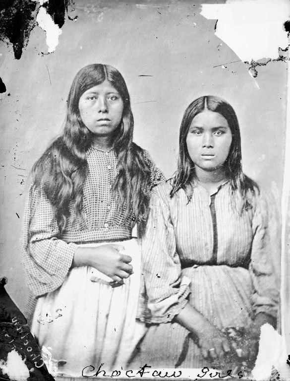 Portrait of Two Girls 1868