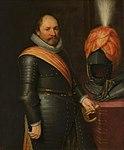 Portrait of an Officer by Jan van Ravesteyn and workshop Nationaal Militair Museum MH421.jpg