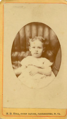 Portrait of child by H B Hull of Parkersburg West Virginia.png
