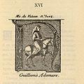 Portraits de troubadours du Vivarais, du Gévaudan et du Dauphiné 16 Guillems Ademars.jpg