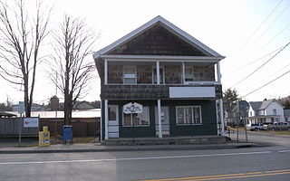 Oneonta (town), New York Town in New York, United States