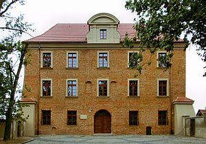 Ostrów Tumski, Poznań - The Lubrański Academy building, now a church archive and museum