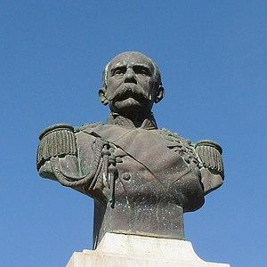Caetano Alexandre de Almeida e Albuquerque - Monument to Caetano Alexandre de Almeida e Albuquerque