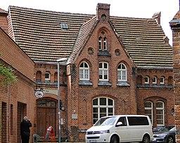 Am Dom in Schwerin