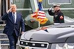 President Trump and First Lady Melania Trump's Trip to the United Kingdom (48007683816).jpg
