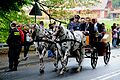 Presidential Harvest Festival in Spała 2014, parade, 1.JPG