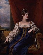 Princess Charlotte of Wales by Dawe (1817)