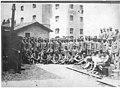 Prisonniers autrichiens dans la région du Bas Isonzo - Médiathèque de l'architecture et du patrimoine - AP62T019256.jpg