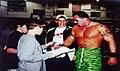 Pro Wrestler John Quinlan In 2001.jpg