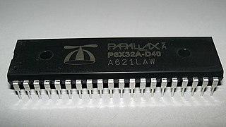 Parallax Propeller microprocessor
