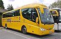 Provence Private Hire coach (YN56 FFW), 4 July 2011.jpg
