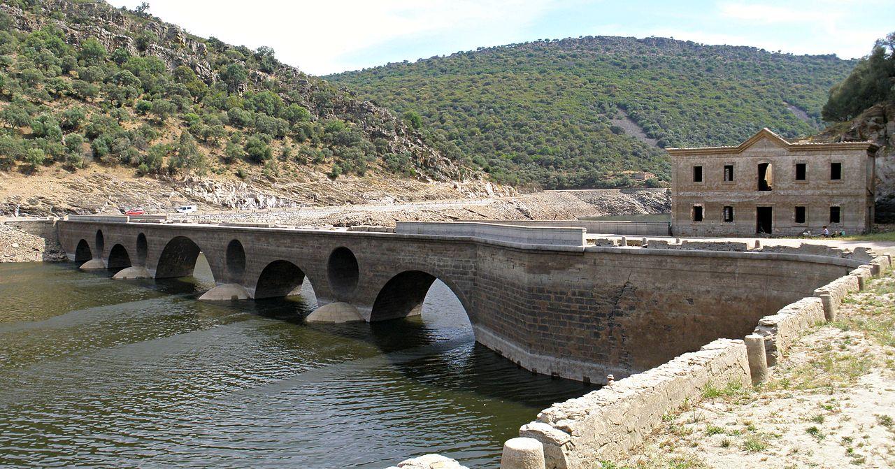 Puente del Cardenal, Monfragüe