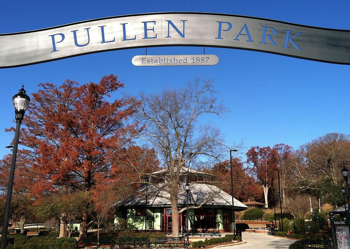 Pullen Park Christmas 2019.Pullen Park Wikipedia
