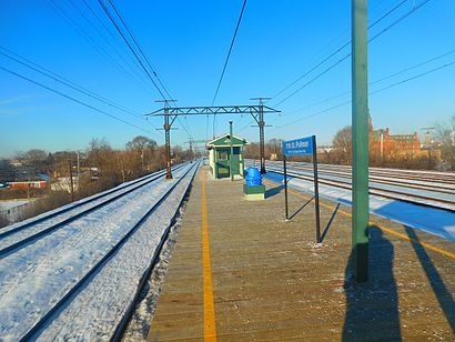 How to get to 111th Street (Pullman) with public transit - About the place