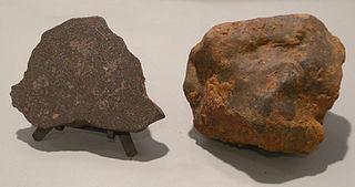 Pultusk (meteorite) olivine-bronzite chondrite (oivine-bronzite chondrite)