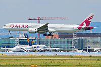 A7-BAF - B77W - Qatar Airways