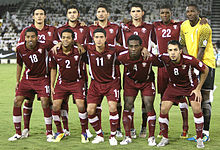 Qatar national football team Wikipedia