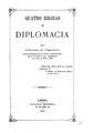 Quatro regras de diplomacia.pdf